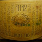 Organic Parmesan cheese 36  months extra old – wholesale