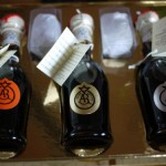 3 bottles of traditional balsamic vinegar