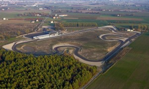 drive a ferrari in Modena on the track