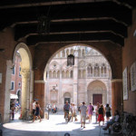 View of Ferrara