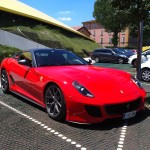 Drive a super car in Italy