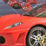 Ferrari 430 Spider test drive
